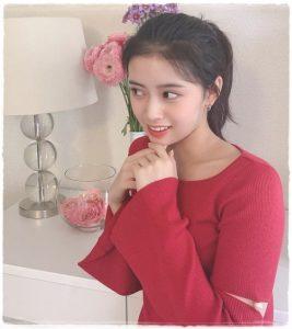 NiziU(ニジュー)リマのかわいい水着姿画像はある?カップサイズはいくつなの?