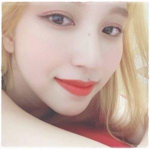TWICE(トゥワイス)ミナ、顔のほくろが美しい!かわいすぎるインスタ画像まとめ!