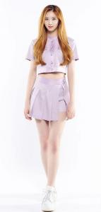 GirlsPlanet(ガルプラ)メイ(日本人)って、チェリーバレットで身長高い!