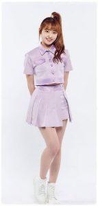 GirlsPlanet999(ガルプラ)岸田りりか(莉里花)って、虹プロ出演者でかわいいの?