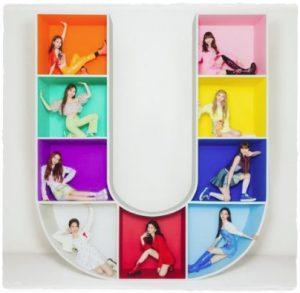 NiziU(ニジュー)のアルバム『U』の収録曲は何?発売日も再確認!